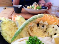 5野菜天@うどん日和