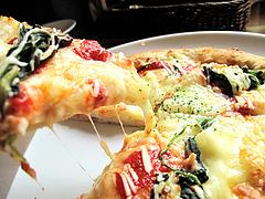 料理:ポテサラピザとは@ベビーフェイスプラネッツ・パセオ野間大池店