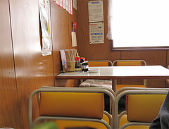 店内:テーブル席@鳳凰(ほうおう)・飯倉