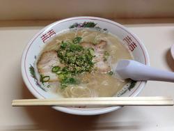4ラーメン450円@一楽ラーメン