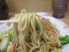 料理:皿うどんアップ@中華麺家・王福園・井尻