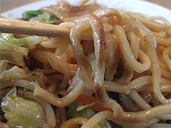 ランチ:皿うどん(焼いた麺)@中華料理・蘭蘭・春日