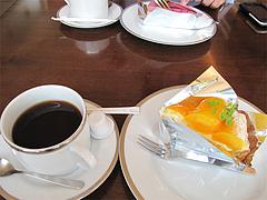 料理:コーヒーセット@ストロベリーガーデン若久店