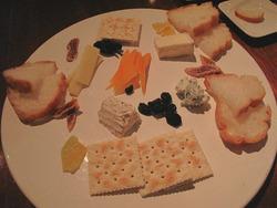 チーズ盛り合わせ@スギヤ