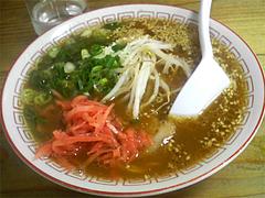 ラーメン450円@長崎亭博多駅南店