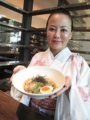ランチ:季節のつけ麺780円@ラーメン・博多五行・今泉