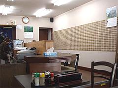 店内@麺8-34・西小倉駅前