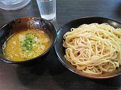 料理:つけめん850円@博多元勲・つけ麺