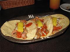 10タコスの仲間・パストール@メキシコ料理・エルボラーチョ・大名