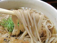 料理:くろ味のそば@生粉蕎麦・玄・長浜