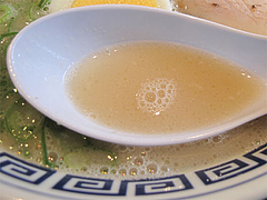 料理:屋台仕込みラーメンスープ@清陽軒・久留米ラーメン