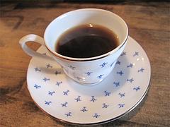 料理:食後のコーヒー@醤油ラーメン・ひるず亭・長丘