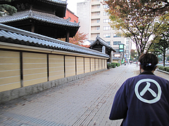 福岡・博多観光12@人力車の博多人力屋