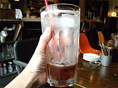 大きいアイスコーヒー(315円)@ケンジーズカフェ(Kenji屋)