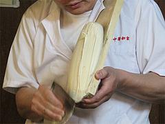 店内:刀削麺ライブ2@中華・如家・平尾