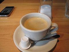 13ランチ:コーヒー@イタリアン・カンティーナ・ガシーヨ
