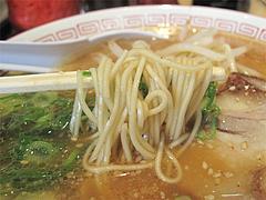 16ランチ:ラーメン麺@長崎亭・薬院店