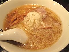 料理:新潟らーめん700円@支那そば勝丸・ラーメンスタジアム・キャナルシティ博多