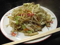 ランチ:皿うどん520円@中華・珍萬21・港