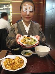 料理:中華定食700円@八仙閣・博多駅東