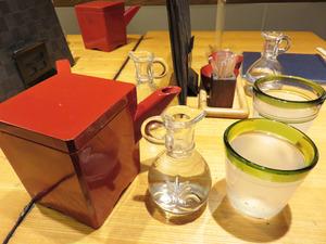 3蕎麦湯割り@みよし