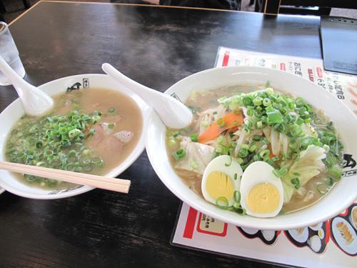 17野菜たっぷりチャンポン820円