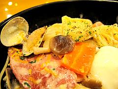 料理:チャウダースープの具@洋麺屋・五右衛門・福岡ソラリア・天神