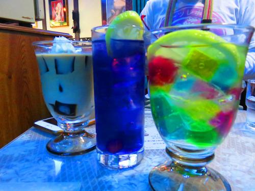 【京都】1948年創業の喫茶でフォトジェニックなゼリーポンチ♪@喫茶ソワレ