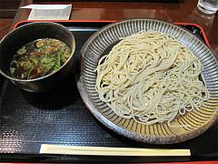 料理:牛すき肉ごぼう490円@生粉蕎麦・玄・長浜