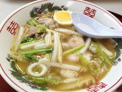 7米麺太平燕タイピーエン@七城メロンドーム