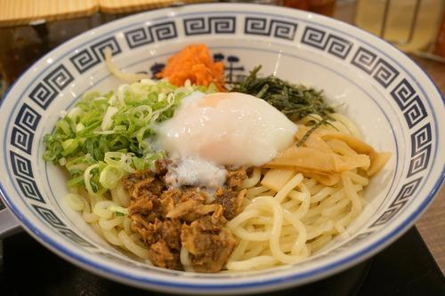 【熊本】期間限定のまぜそば♪@久留米ラーメン 清陽軒 イオンモール熊本店