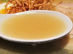 料理:白湯鶏拉麺のあっさり@たらふくまんま・春吉