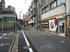 19外観:駐車場20分100円@うどん大学・赤坂・居酒屋