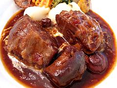 18ランチ:牛ホホ肉のワイン煮込み@ブルースター・タカクラホテル福岡