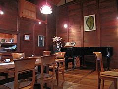 店内:テーブル席@夢空間はしまや・カフェ・倉敷