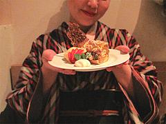 料理:デザート来た@ピサンリ・フレンチ・春吉