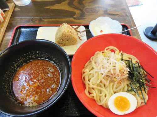12つけ麺ランチ780円