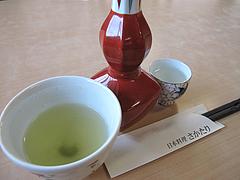 日本酒あつかん@日本料理さかたり・防府天満宮