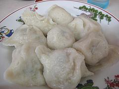 5ランチ:水餃子8個@中華料理・餃子李・薬院