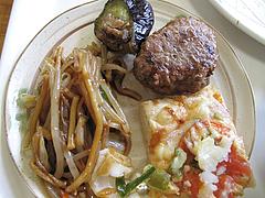 料理4@にじの耳納の里・夢キッチン・ランチバイキング