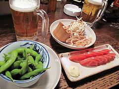 5居酒屋:つまみ色々@ありありで・角打ち・バー・小倉・北九州