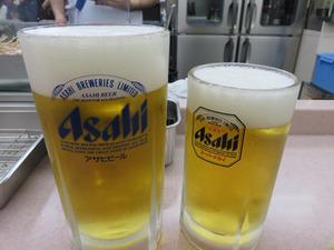3ビール@八重勝