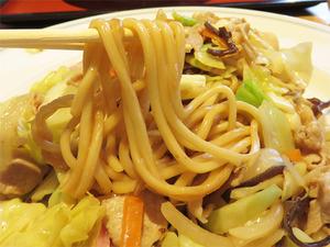 12皿うどん麺@泰洲園