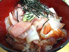 ランチ:海鮮丼@柳橋連合市場・柳橋食堂