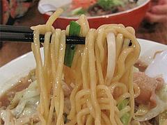 料理:もつちゃんぽん麺@元祖博多だるま・博多デイトス店