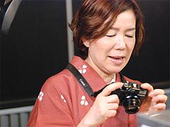 その他:今日感テレビ・上野敏子さん2。@らーめん大・福岡大橋店