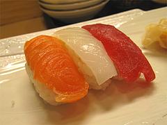 料理:寿司3@寿司 味処 河童・平尾