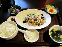 ランチ:日替わり定食680円@生煎酒場ゑびす家(えびす家)・天神今泉