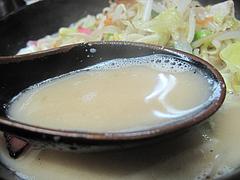料理:チャンポンスープ@ラーメン百千萬