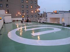 屋上・コンヤスカイ@紺屋2023プロジェクト・大濠花火大会2011